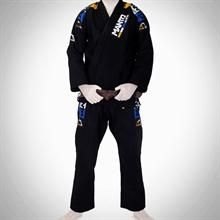"Manto Champ ""3.0"" Black BJJ Gi"